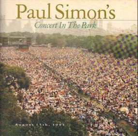 Paul Simon - Paul Simon's Concert In The Park