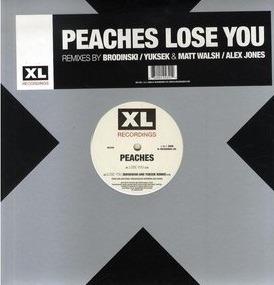 Peaches - Lose You