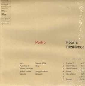 PEDRO - Fear & Resilience