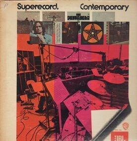 Pentangle - Superecord. Contemporary