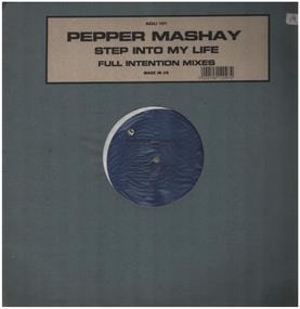 pepper mashay - Step Into My Life