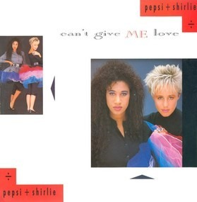 Pepsi & Shirlie - Can't Give Me Love