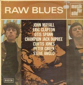 Peter Green - Raw Blues
