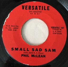 Phil McLean - Small Sad Sam / Chicken