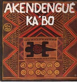 Pierre Akendengué - Ka'Bo