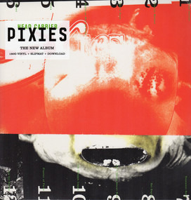 Pixies - Head Carrier (lp+mp3,Ltd.)