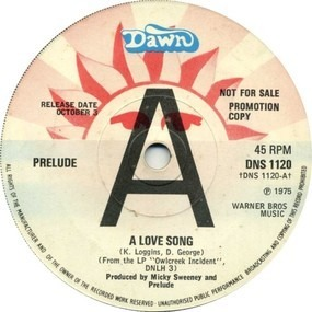 Pre-lude - A Love Song