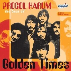 Procol Harum - The Best Of Procol Harum (Golden Times)