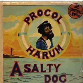 Procol Harum - A Salty Dog / Shine On Brightly