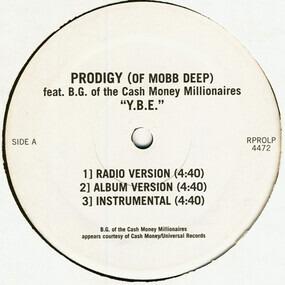 The Prodigy - Y.B.E.
