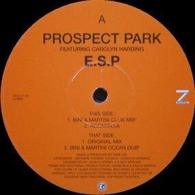 Prospect Park Featuring Carolyn Harding - E.S.P