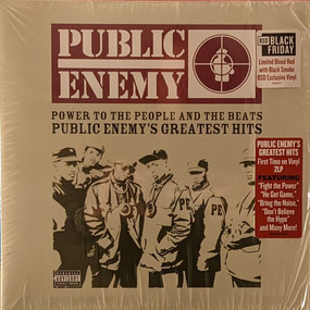 Public Enemy - Power To The People And The Beats (Public Enemy's Greatest Hits)