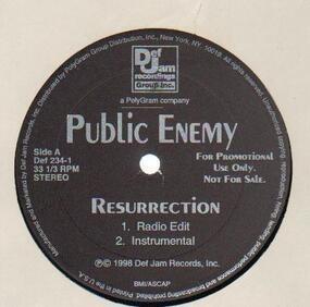 Public Enemy - resurrection