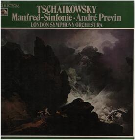 Pyotr Ilyich Tchaikovsky - Manfred-Sinfonie