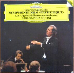 Pyotr Ilyich Tchaikovsky - Symphony No. 6  'Pathétique'
