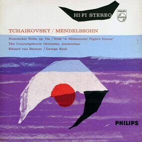 "Pyotr Ilyich Tchaikovsky - Nutcracker Suite, Op. 71a / From ""A Midsummer Night's Dream"""