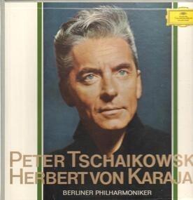 Pyotr Ilyich Tchaikovsky - Symphonies 4-6 / Piano Concerto Nr. 1 / Violin Concerto / 1812 Overture a.o.