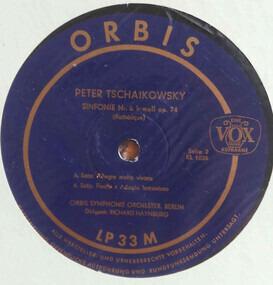 Pyotr Ilyich Tchaikovsky - Sinfonie Nr. 6 H-Moll Op. 74 ('Pathetique')