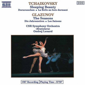 Pyotr Ilyich Tchaikovsky - Sleeping Beauty = Dornroeschen = La Belle Au Bois Dormant • The Seasons = Die Jahreszeiten = Les Sa