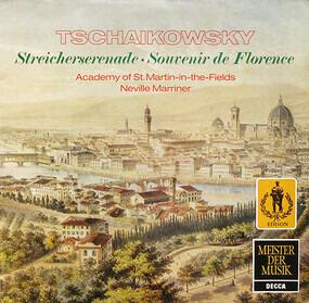 Pyotr Ilyich Tchaikovsky - Streicherserenade • Souvenir De Florence