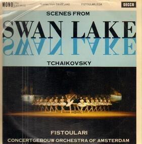 Pyotr Ilyich Tchaikovsky - Scenes From Swan Lake