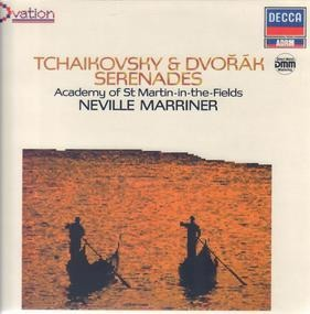 Pyotr Ilyich Tchaikovsky - Serenades
