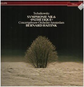 """Pyotr Ilyich Tchaikovsky - Symphonie N° 6 """"Pathétique"""""""