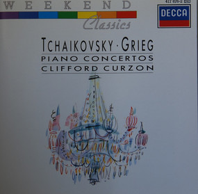 Pyotr Ilyich Tchaikovsky - Piano Concertos