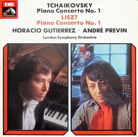 Pyotr Ilyich Tchaikovsky - Piano Concerto No. 1 / Piano Concerto No. 1