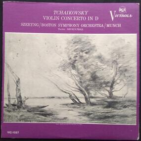"Pyotr Ilyich Tchaikovsky - Violin Concerto In D - ""Devil's Trill"" Sonata"