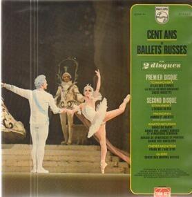 Pyotr Ilyich Tchaikovsky - Cent Ans De Ballets Russes