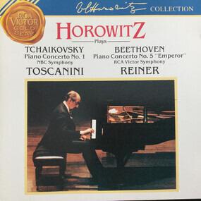Pyotr Ilyich Tchaikovsky - Horowitz Plays Tchaikovsky And Beethoven
