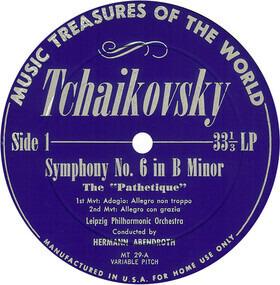 Pyotr Ilyich Tchaikovsky - Symphony No. 6 In B Minor: The 'Pathetique'