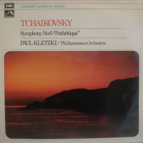 Pyotr Ilyich Tchaikovsky - Symphony No. 6 In B Minor ('Pathetique')