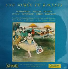 Pyotr Ilyich Tchaikovsky - Une Soirée De Ballets