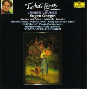 Pyotr Ilyich Tchaikovsky - Eugen Onegin - Szenen Und Arien