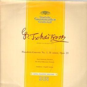 Pyotr Ilyich Tchaikovsky - Piano Concerto No. 1. B-Flat Minor, Op. 23