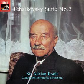 Pyotr Ilyich Tchaikovsky - Suite No. 3