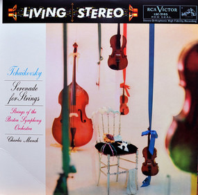 Pyotr Ilyich Tchaikovsky - Serenade For Strings