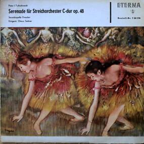 Pyotr Ilyich Tchaikovsky - Serenade Für Streichorchester C-dur Op. 48
