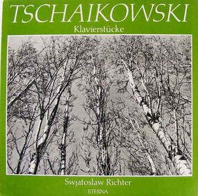 Pyotr Ilyich Tchaikovsky - Klavierstücke