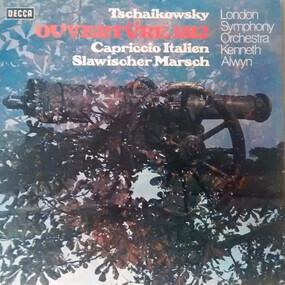 Pyotr Ilyich Tchaikovsky - Overture 1812, Capriccio Italien, Slawischer March