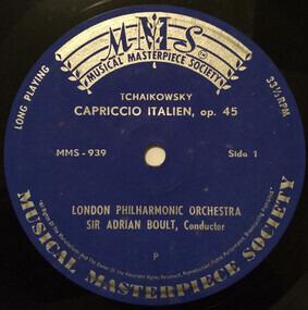 Pyotr Ilyich Tchaikovsky - Capriccio Italien, Op. 45
