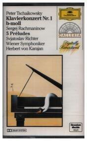 Pyotr Ilyich Tchaikovsky - Klavierkonzert Nr. 1 / 5 Préludes