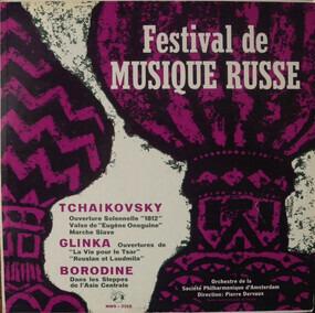 Pyotr Ilyich Tchaikovsky - Festival De Musique Russe