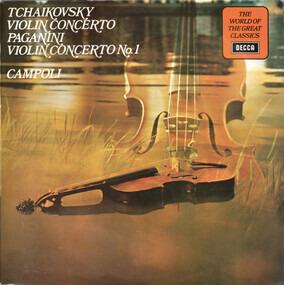 Pyotr Ilyich Tchaikovsky - Violin Concerto / Violin Concerto No. 1