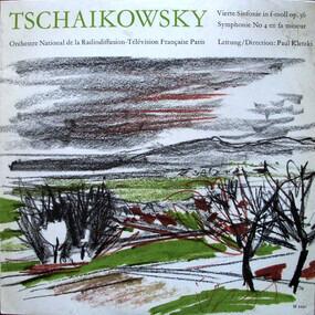 Pyotr Ilyich Tchaikovsky - Vierte Sinfonie In F-Moll Op.36 / Symphonie No 4 En Fa Mineur