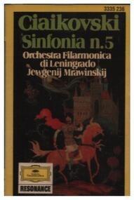 Pyotr Ilyich Tchaikovsky - Symphonie Nr. 5 E-moll Op. 64