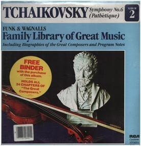 Pyotr Ilyich Tchaikovsky - Symphony No. 6 (Patétique)