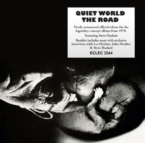 Quiet World - The Road